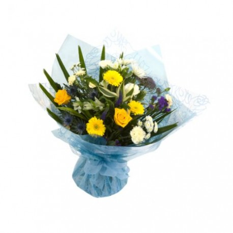 Baby welcome bouquet