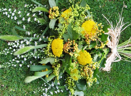 Natural Burial - Eco friendly Tied Sheaf