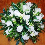 Funeral Posy - the Princess